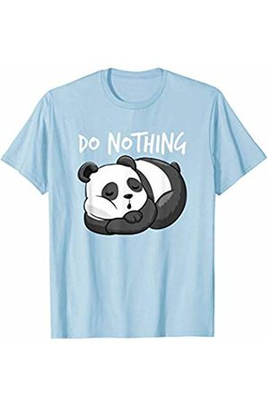 Sleeping Nap Shirt Do nothing Shirt Gifts Do Nothing SHIRT Sleeping Panda lazy girlfriend Nap GIft