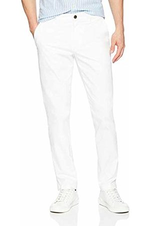 Goodthreads Mens Slim-fit Washed Chino Casual trousers