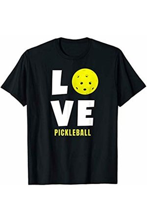 Pickelball Player Gifts Pickleball Player Love The Sport Game Gear T-Shirt