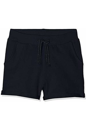Name it Girl's Nmfvolta Sweat Shorts Unb H, Dark Sapphire
