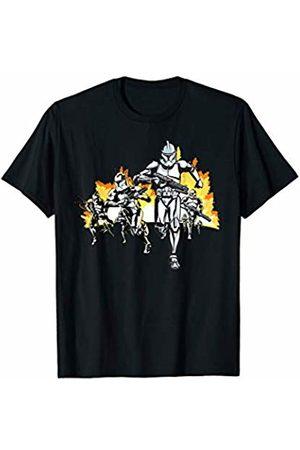 STAR WARS Clone Troopers Running T-Shirt