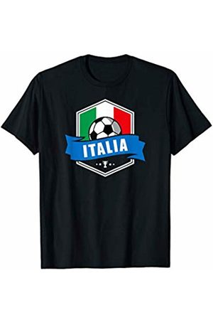 Italy Football Fan T-Shirt Soccer Men Women Kids Italia Soccer Shirt Team Cup Calcio Jersey 2019 T-Shirt