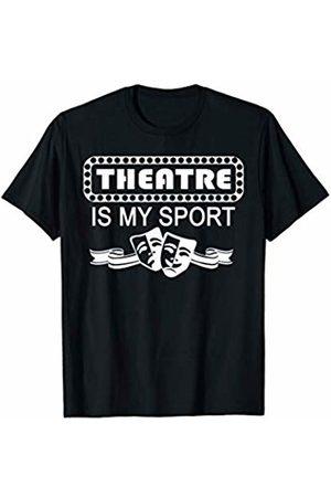 Theatre Designs Theatre is My Sport T-Shirt