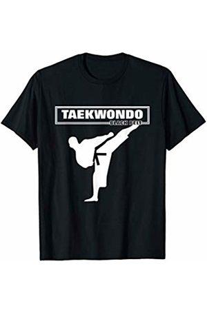 Hasharon Taekwondo Martial Arts Taekwondo Martial Arts Black Belt T-Shirt