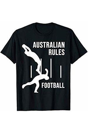Aussie Rules Footy Tshirts & Apparel Great Aussie Sport Gift - Australian Rules Football Lovers T-Shirt