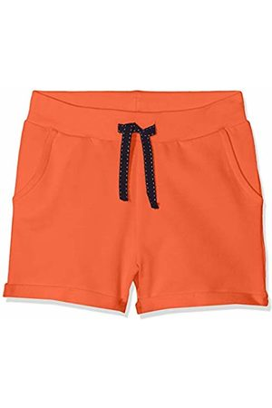 Name it Girl's Nmfvolta Sweat Shorts Unb H, Emberglow