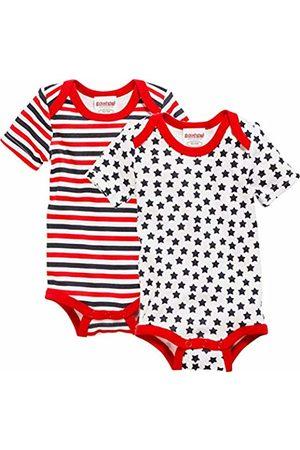 Schnizler Unisex Baby Body Kurzarm 3er Pack Uni