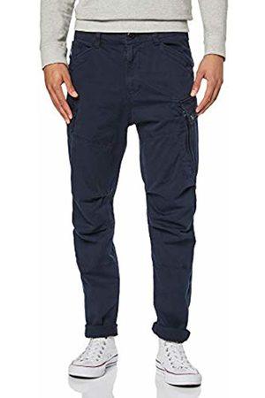 G-STAR RAW Men's Roxic Tapered Cargo Trouser, (Mazarine 4893-4213)