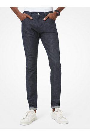 Michael Kors Parker Skinny-Fit Stretch-Cotton Jeans