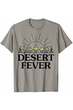 Minions Desert Fever Minion Lineup T-Shirt