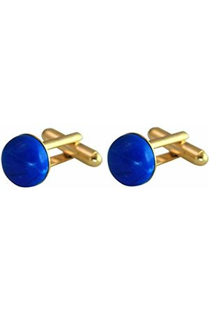 GemShine Men Gold Plated Cufflinks - 1497CBo
