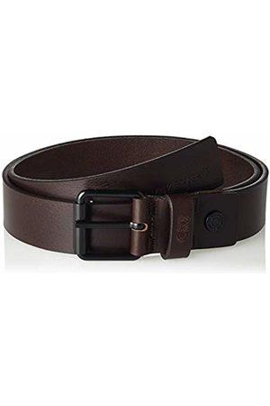 Calvin Klein Men's J 3.5cm Adj Leather Belt (Turkish Coffee 201)