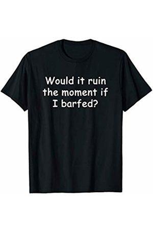 Buy Cool Shirts Funny Barf T-Shirt