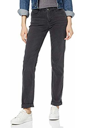 Mac Jeans Women's Dream Straight Jeans, (Dark Used Wash D975)