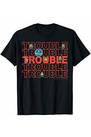 Minions Women T-shirts - Trouble Repeated Always Finds Me T-Shirt