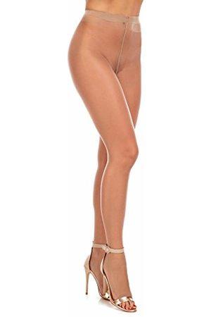 Levante Women's Portofino 8 Collant Infradito 100% Made in Italy Hold-Up Stockings, 7