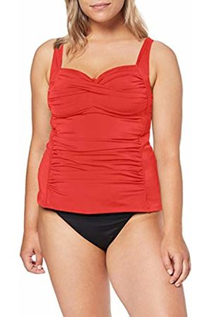 Swim by Zizzi Women's Tankini Swimming Costume, ( 070)