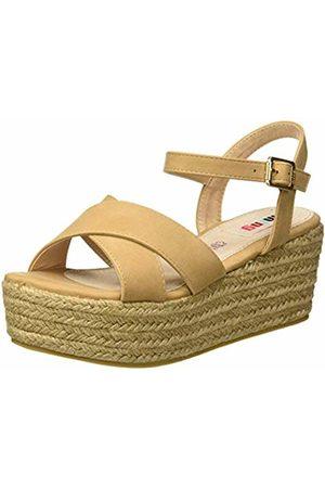 MTNG Collection Women's 50439 Platform Sandals