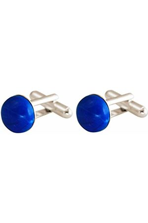 GemShine Men Silver Cufflinks - 1497CBp