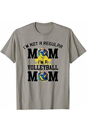 Hadley Designs Women T-shirts - Im Not A Regular Mom Im A Volleyball Mom for Women Gift T-Shirt