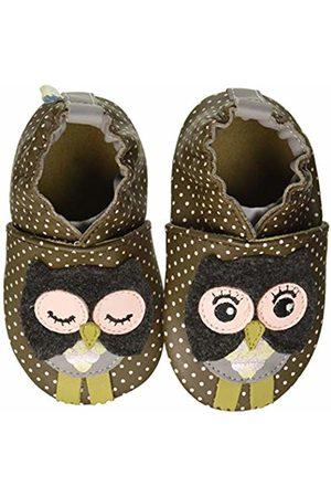 Robeez Baby Girls' Sue Low-Top Slippers