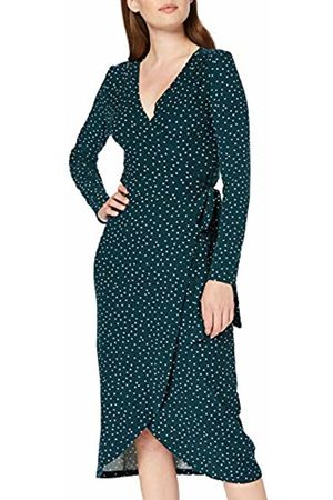 New Look Mimi Ditsy Stitch Wrap 6090683, Women's Dress