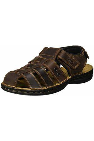 TBS Men's Barrow Ankle Strap Sandals
