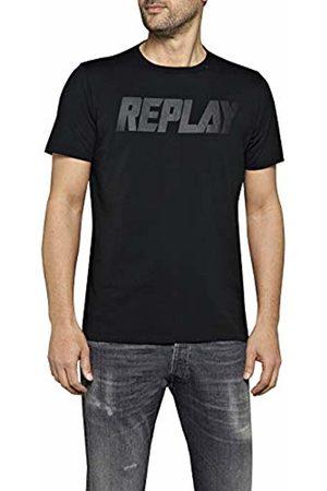 Replay Men's M3864 .000.22038 T-Shirt, ( 98)