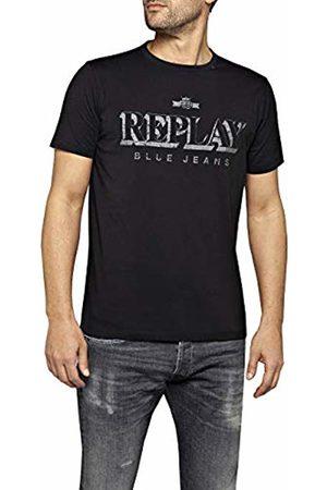 Replay Men's M3849 .000.2660 T-Shirt, 98