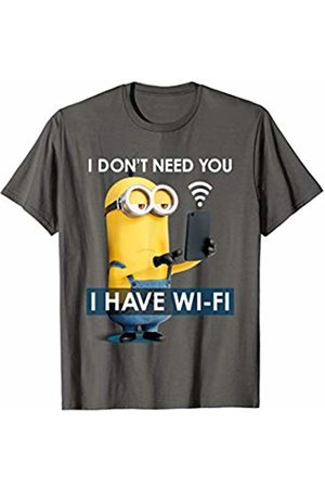 Minions I Don't Need You I Have Wifi T-Shirt