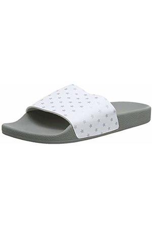 THE WHITE BRAND Women's Mini Stars Open Toe Sandals