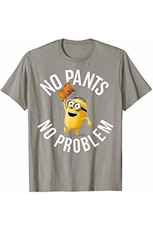 Minions No Pants No Problem T-Shirt