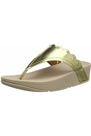 FitFlop Women's Esther Floret Toe-Thongs Open Sandals