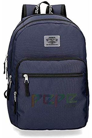 Pepe Jeans Osset School Backpack 46 Centimeters 21.39 (Azul)