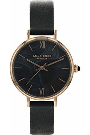 Lola Rose Womens Analogue Classic Quartz Watch with Leather Strap LR2066