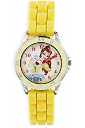 Disney Unisex Child Analogue Classic Quartz Watch with Rubber Strap PN9004