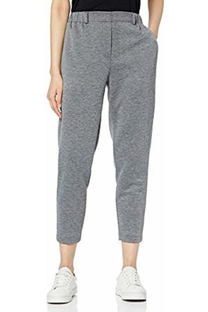 Tommy Hilfiger Women's Rosha Pull On Cropped Pant Trouser, Medium HTR 992