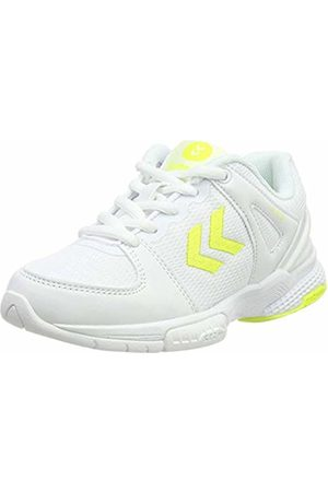 Hummel Unisex Kids' Aerocharge Hb200 Speed 3.0 Jr Handball Shoes, ( 9001)