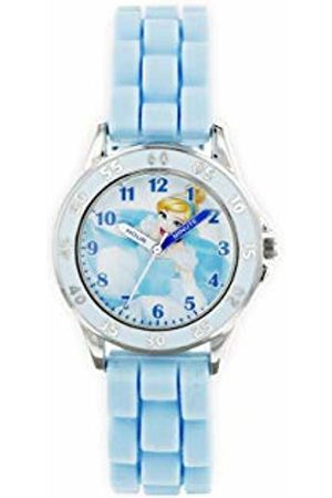 Disney Unisex Child Analogue Classic Quartz Watch with Rubber Strap PN9005