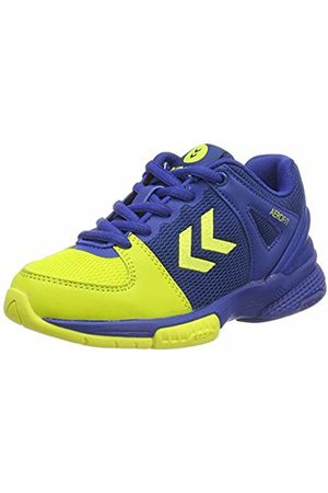 Hummel Unisex Kids' Aerocharge Hb200 Speed 3.0 Jr Handball Shoes, (True 7045)