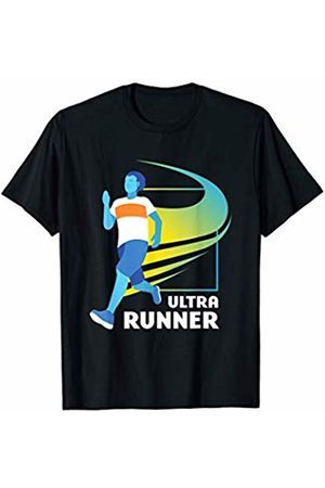 Ultra Marathon Training Apparel & Runner Gifts Ultra Runner - Ultra Marathon - Vintage Running & Athletics T-Shirt