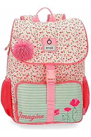 Enso Imagine School Backpack 37 Centimeters 12.43 (Multicolor)