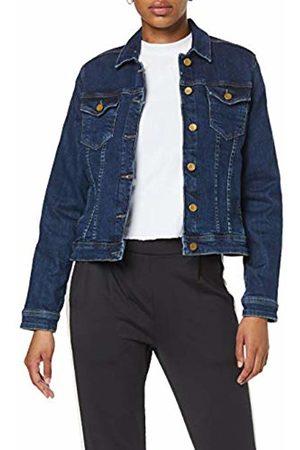 Kaporal 5 Women's SILEN Denim Jacket, Blujean