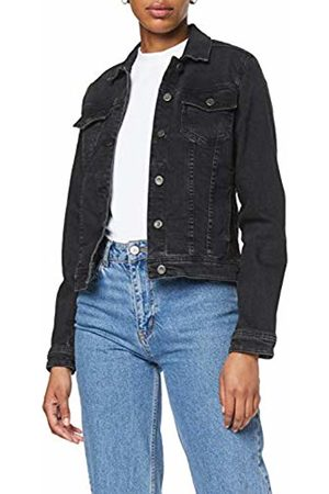 Kaporal 5 Women's SILEN Denim Jacket, Asphalt