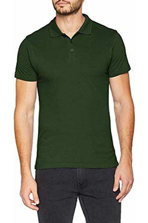 CLIQUE Men Polo Shirts - Men's Classic Lincoln Polo Shirt, (Bottle )
