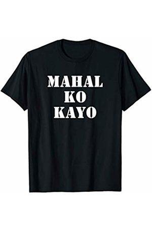 PinoyTrends Shirts Co. Mahal ko kayo Filipino pinoy Men Women T-Shirt