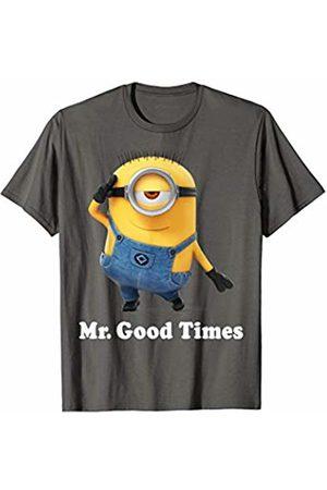Minions Mr Good Times Cool Minion Graphic T-Shirt
