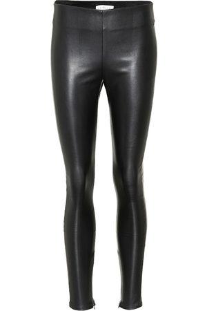 Velvet Berdine faux leather leggings