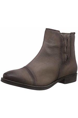 Bugatti Women's V3635PR5G Chelsea Boots, Gray (Smoky grau 155)