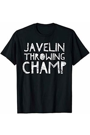 BullQuack Javelin Javelin Throwing Champion - Thrower Quote Saying Sport T-Shirt